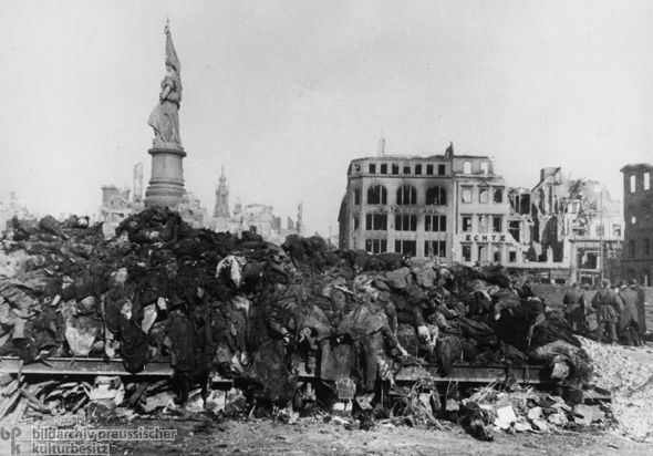 account of the attack on dresden germany The bombing of dresden took place feb 13-15, 1945, during world war ii (1939- 1945) by the beginning of 1945, german fortunes looked.