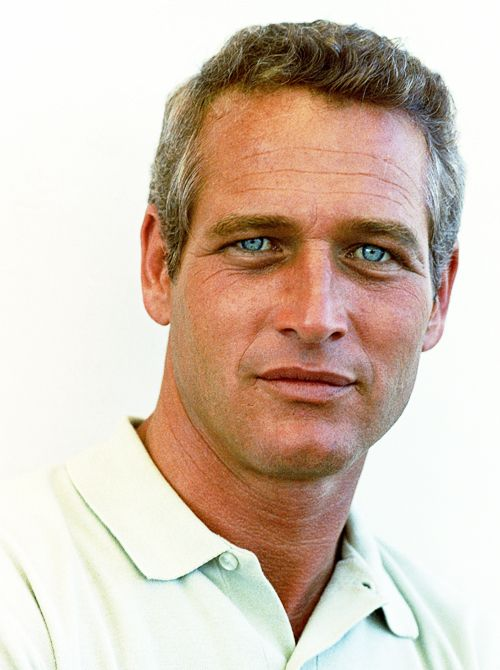 Paul Newman photographed by David Sutton on the set of Winning (1969)
