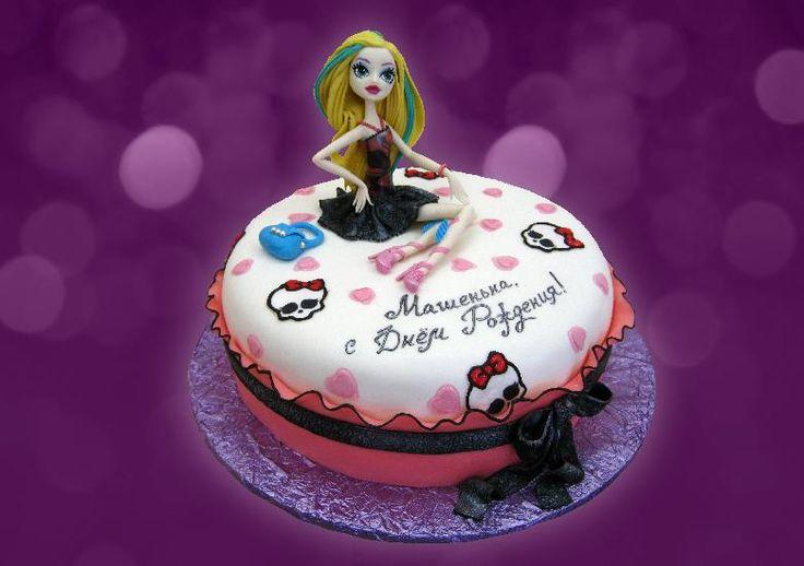Коллекция искушений, Торт Монстр Хай, Торт Лагуна-Блю, детский торт, торты для детей, торт на день рождения #authorcake #детскийторт #тортдевочке #тортдлядетей #монстрхай #монстерхай #торт