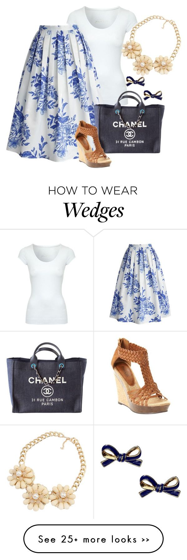 """kate and jane"" by shoesclothesbagsaddict on Polyvore"