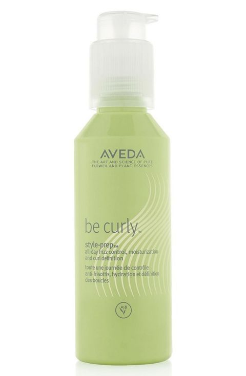 Aveda - £22 Packed with wheat protein and babassu oil, this cleverlotionbreathes life into each and every curl. To define, blow-dry using a diffuser.