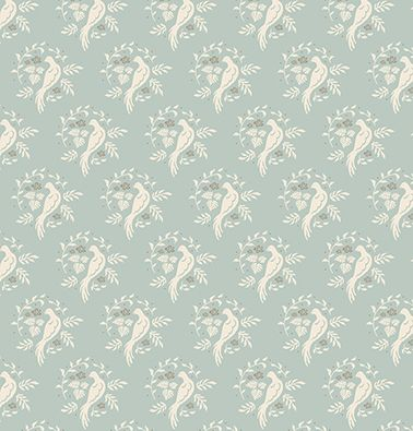 Bird bluegrey from the All That Is Spring range by Tilda