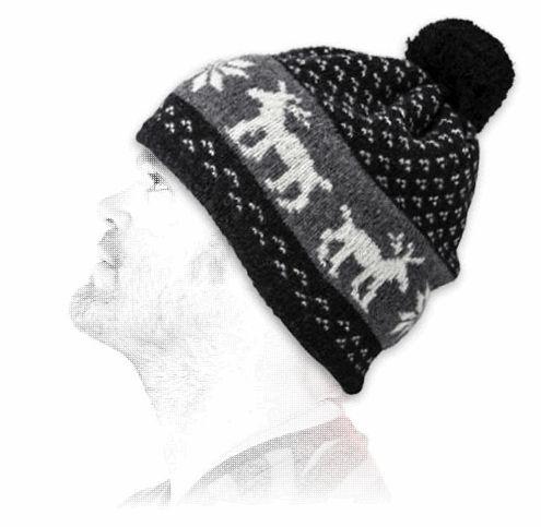Bonnet Sätila reindeer headict http://www.carnets-nordiques.com/bonnets-hiver-2015/