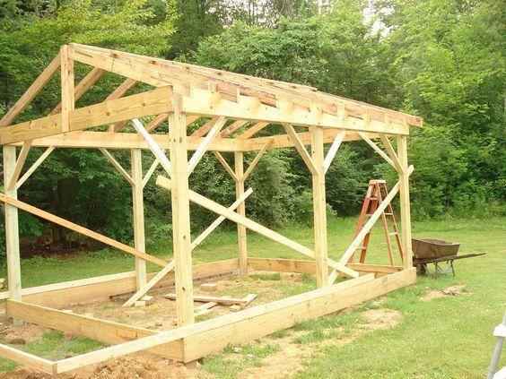 Comment Construire Une Cabane 12 20 3 6x6m Pas Cher Comment Construire Une Cabane Comment Construire Et Construire Cabane