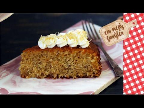 Kadayıflı Kek Tatlısı Tarifi ( Kekli Kadayıf) (Yemek Tarifleri) - YouTube