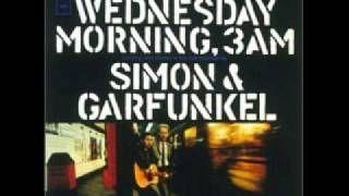 simon and garfunkel wednesday morning 3am - YouTube