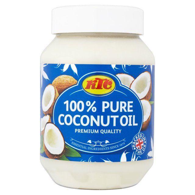 Morrisons: KTC Coconut Oil 500ml(Product Information)