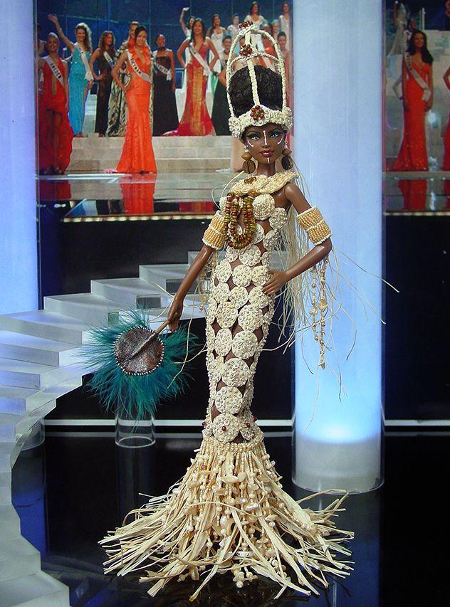jaynedoll — thedollcafe: Miss Nigeria 2013/2014 by NiniMomo...