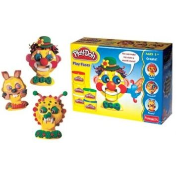 Buy funskool play faces online at Wowkart. Here we offer you a huge collection of funskool toys, games and gifts at affordable prices.
