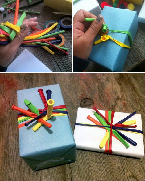 Creative Ideas To Wrap A Gift At Home