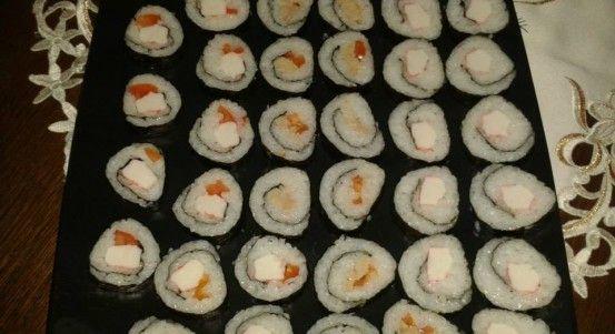 Domáce sushi | Báječné recepty