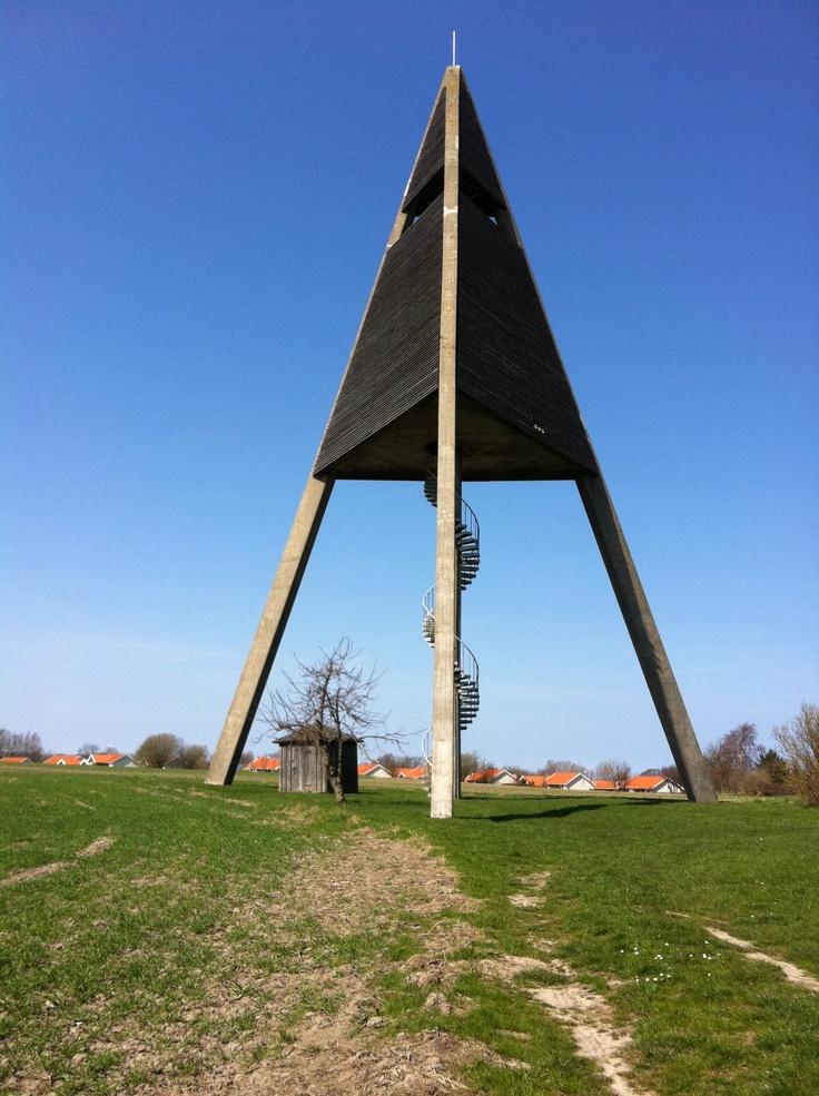 Jørn Utzon, Watertower, Denmark