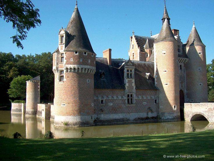 Château du Moulin - Lassay sur Croisne - France