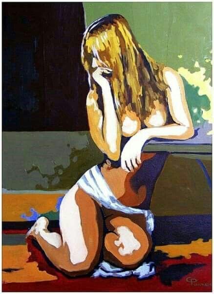 Nude by C.Paunescu