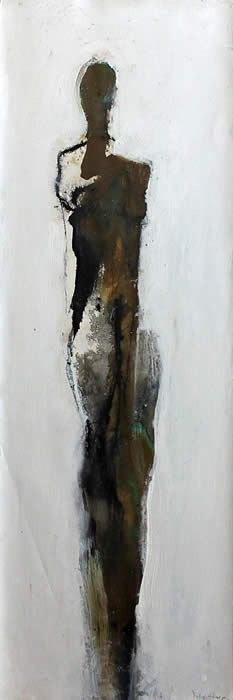 Felice Sharp. Is the figure reaching out for you? ~art provocateur~
