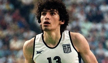 Panagiotis Fasoulas, 1963- , is a retired basketball player from #Thessaloniki, #Greece. He played for NC State and was drafted by the Portland Trail Blazers in 1986. He opted out to play for #PAOK BC and then #Olympiakos BC. Fasoulas is known as one of the best European players in recent history and has been selected to the Greek Hall of Fame by Eurobasket.com.