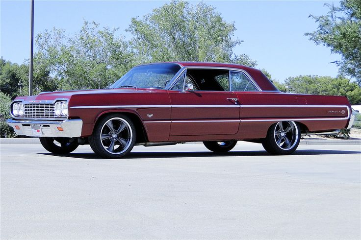 Available* at Northeast 2016 - Lot #434 1964 CHEVROLET IMPALA SS CUSTOM COUPE