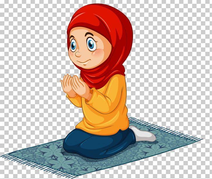Prayer Islam Muslim Praying Hands Png Cartoon Clip Art Drawing Dua Fictional Character Praying Hands Muslim Pray Islam