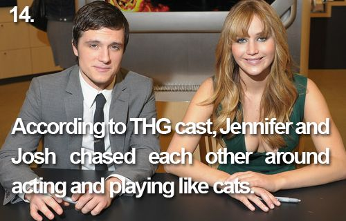 Josh and Jennifer <3