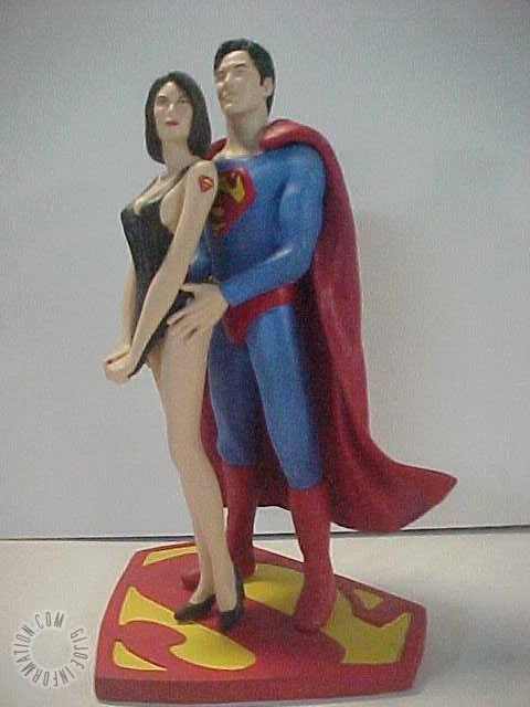 Superman Lois And Clark Teri Hatcher And Dean Cain Toys
