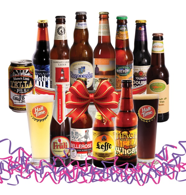 7 best specialty beer baskets images on pinterest beer basket gluten free beer gift basket someone gift me this negle Choice Image