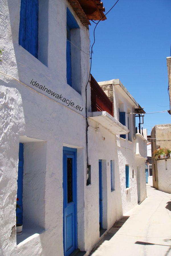 Kreta- Adele, mała wioska w pobliżu Rethymnonu