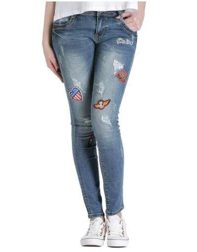 ΝΕΕΣ ΑΦΙΞΕΙΣ :: Jean Stamp Your Style - OEM