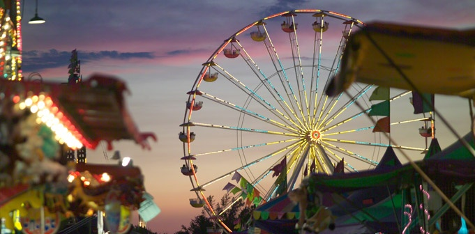 If you are in the Buffalo area in August come and see the Erie County Fair