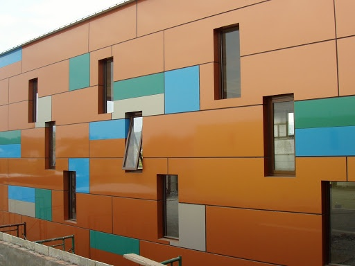 Alucobond Colored Aluminum Panels Leed Materials