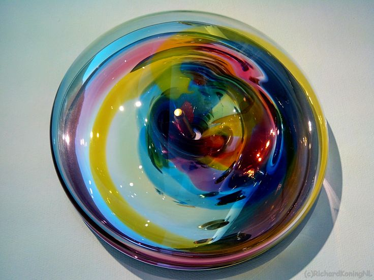 Tomas Hillebrand 'colored glass'