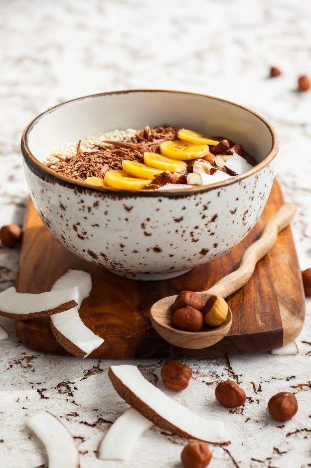 750 grammes vous propose cette recette de cuisine : Smoothie bowl. Recette notée 4.2/5 par 17 votants