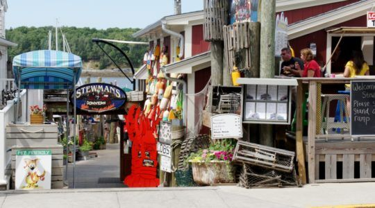 Dog Friendly Restaurant - Bar Harbor, ME