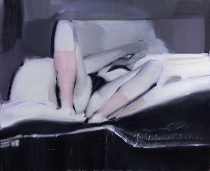 ArtBanana.cz   Aleš Brázdil: Nohy   170 x 140 cm   art   painting   buy online: http://artbanana.cz/