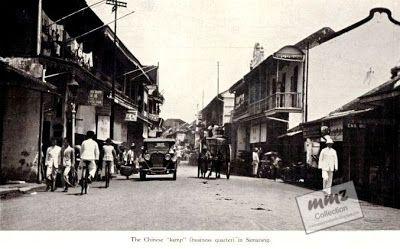 Semarang rond 1930