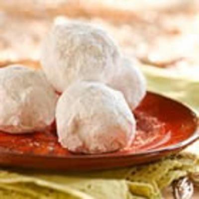 Mexican Wedding Cookies (Polvorones): Desserts, Mexicans Wedding Cookies, Sweet, Christmas Cookies, Recipe, Food, Mexican Wedding Cookies, Mexican Weddings, Cookies Polvoron