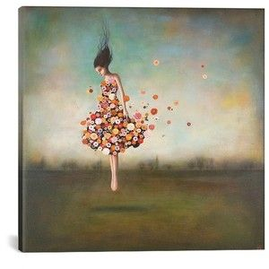 Icanvas 'Boundlessness In Bloom' Giclee Print Canvas Art