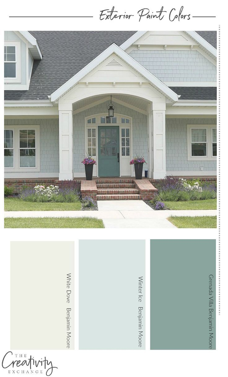 How To Choose The Right Exterior Paint Colors House