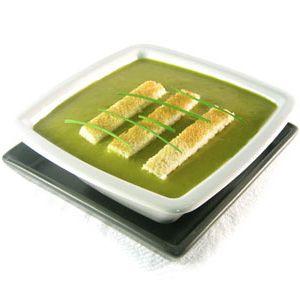 Receta Sopa de Lechuga