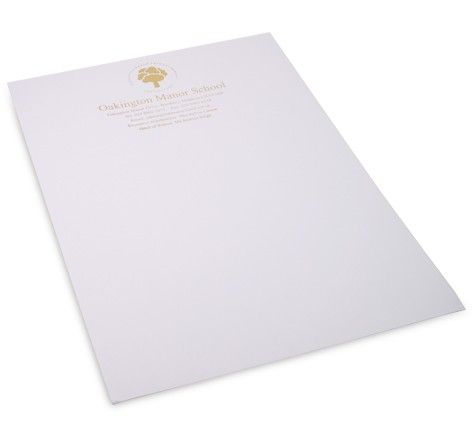 #Letterhead #printing - Demand attention and make an impact with personalised Letterheads for your business identity.
