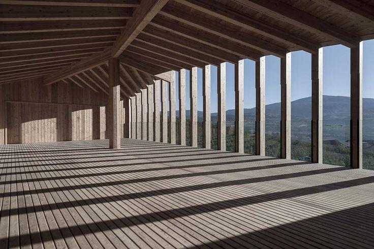 Gallery of New Social Home of Caltron / Mirko Franzoso - 4