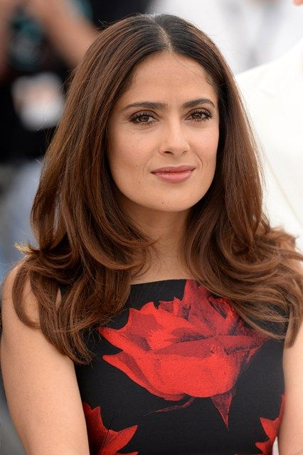When asked if she has any secret tips for gorgeous hair, Salma Hayek had some very interesting ideas. Find out more on GLAMOUR.COM UK.