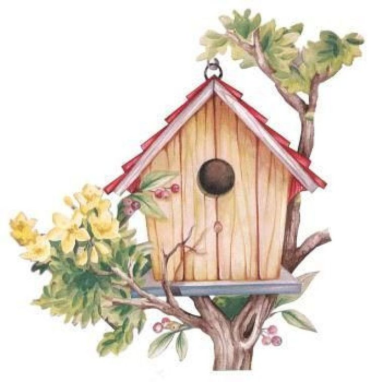 Think, vintage bird house paintings remarkable, very