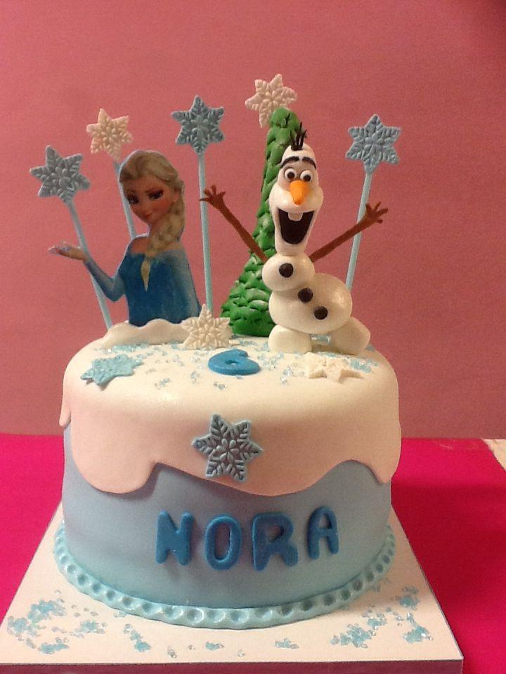 Frozen tarta/cake  www.ameliabakery.com