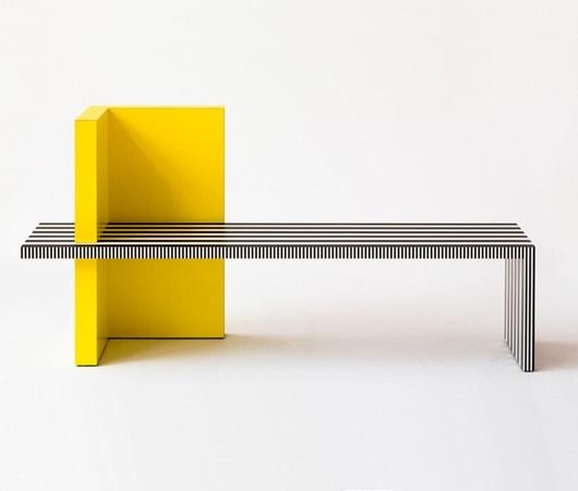 AI love this bench! by Kelly Behun