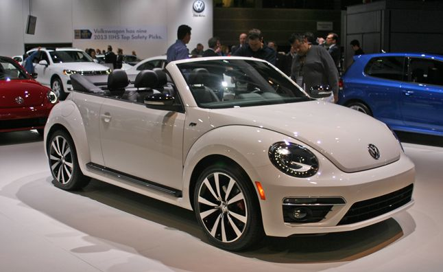volkswagen bug 2014 | vehicle to the R-line ranks, Volkswagen has just introduced the Beetle ...