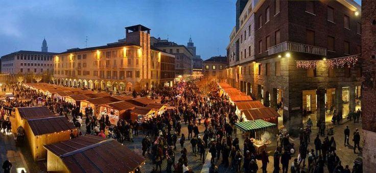 Grande successo della festa del torrone a Cremona