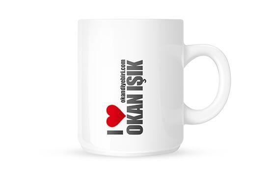 PSD Kahve Bardağı Tasarımı