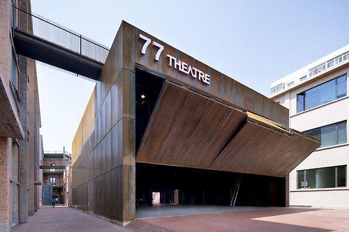 Origin Architect transforms Beijing factoryinto a theatre… dezeen