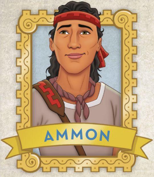 héroes del Libro de Mormón