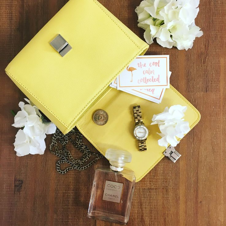 A touch of yellow for a rainy day  #thecoolcalmcollected